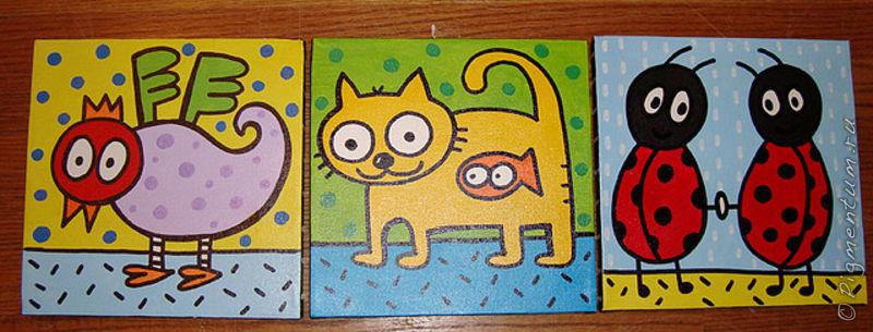 детские картини: