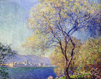 "Клод Моне. ""Antibes Seen from the Salis Garden"""
