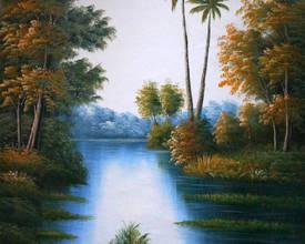 Вьетнамские пейзаж