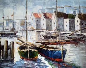 Рыбацкий городок
